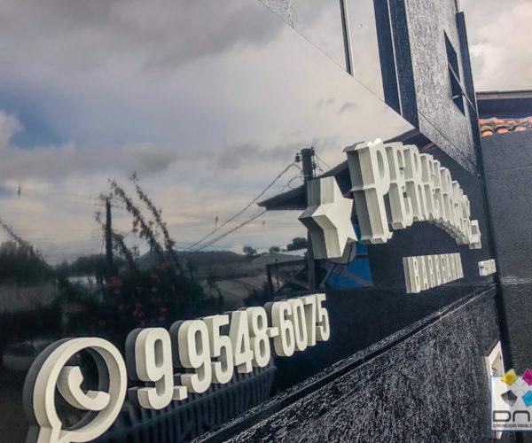 Dna Comunicação Visual - Letra Caixa-10pereiras